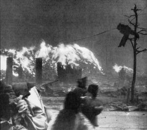 Hiroshima, la tempesta di fuoco