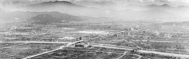 Hiroshima, dopo