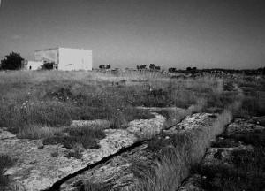 I resti del Casale San Nicola d'Arneo
