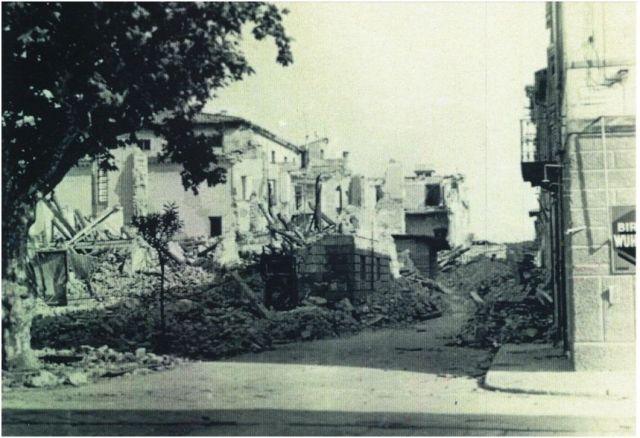 Bombardamento Viareggio, di Poggi
