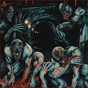 Pandemia Zombie di @AngelOfSuicide