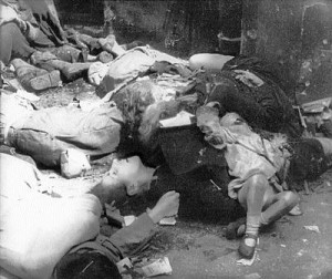 Rivolta di Varsavia, agosto '44. da Polish Underground (Movimento di resistenza Polacca)