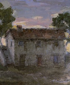 Casa Avita, Ferruccio Vezzoni