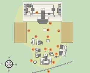 Mappa del sito