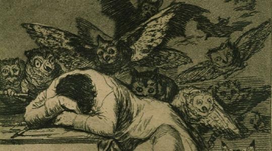 Goya, Il sonno della ragione...