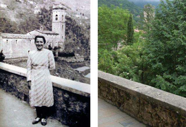 Sant'Anna ieri e oggi