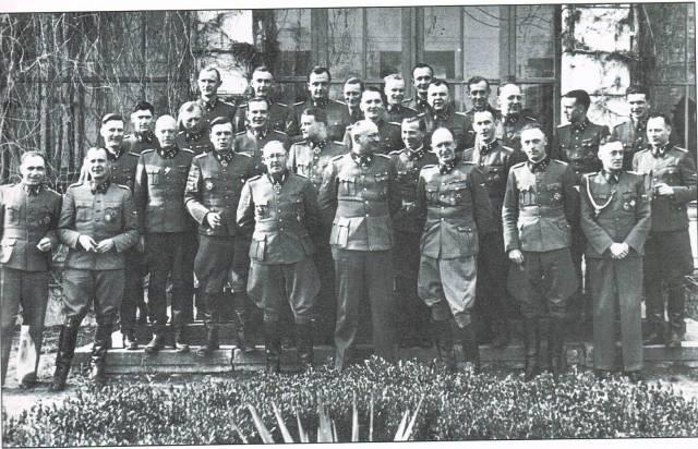 16°SS Stato Maggiore